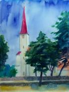 Kihelkonna kirik