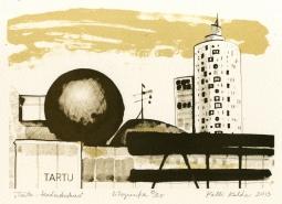 Tartu teaduskeskus Ahhaa ja tigutorn