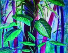 rohelised lehed