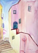 cefalu roosad majad